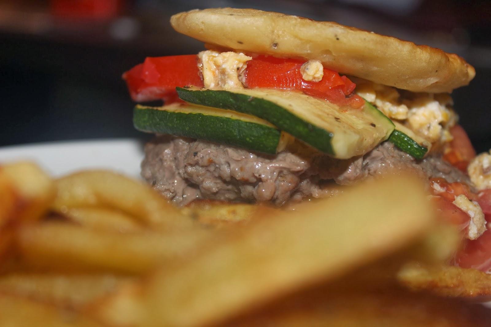 La cuisine de l 39 etudiant un hamburger revisit a vous for La cuisine de l etudiant