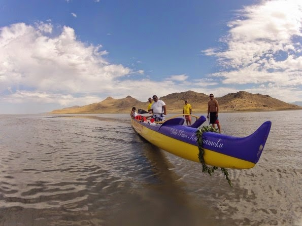 UTAH Stories Article-Hawaiian Canoe Club: Aloha from the Great Salt Lake