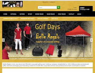 The Belle Regalo Website