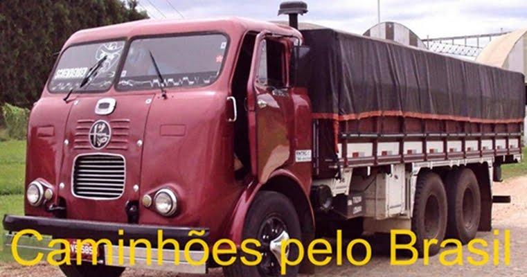 Caminhões pelo Brasil