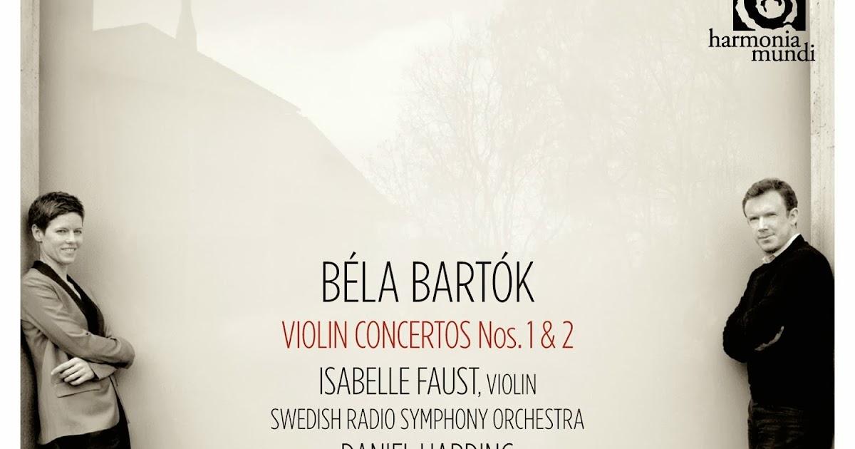 Music is the key: Isabelle Faust /Daniel Harding / Swedish ...