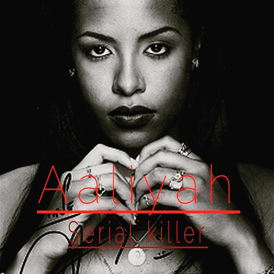 Serial Killer lança musica homenageando a cantora Aaliyah
