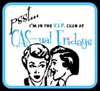 "CAS-ual Fridays ""Bring the Bling"" challenge"
