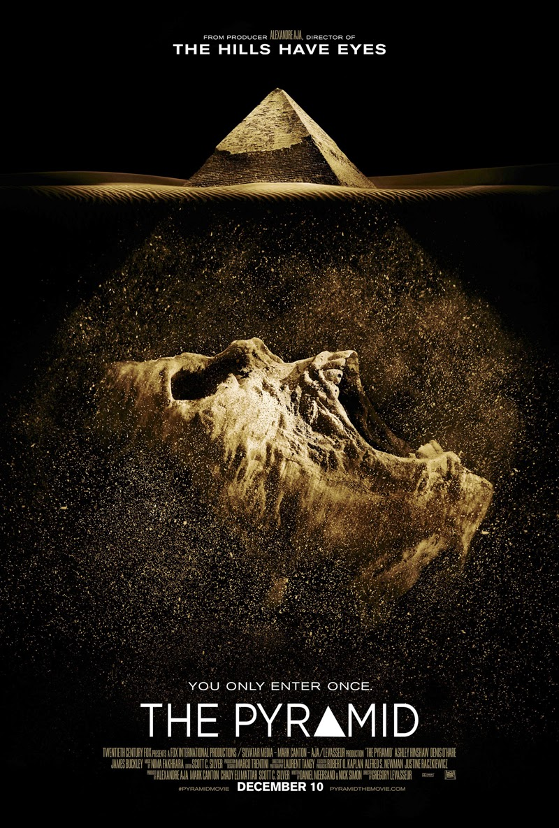 The Pyramid - Movie Poster