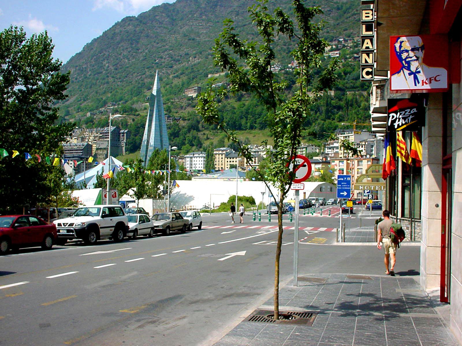 Andorra La Vella Andorra  City pictures : nome oficial andorra la vella população 24 574 capital de andorra ...