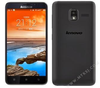 Smartphone Lenovo A850+ Octa Core