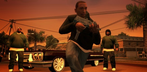 GTA San Andreas Full Version No Rip SS1