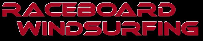 Raceboard windsurfing