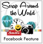 Scrap Around the World Facebook Feature