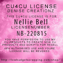 License Denise Creationz