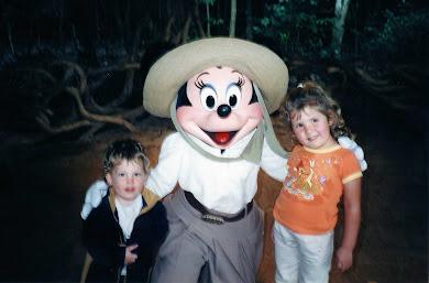 Jon, Minnie et Jess.