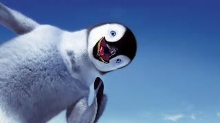Penguin Animated Cartoon HD Wallpaper