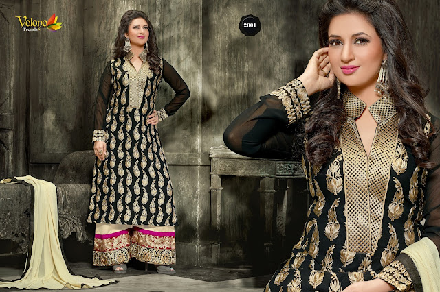 Ishita vol-2 – Georgette Long Salwar Suit Wholesaler