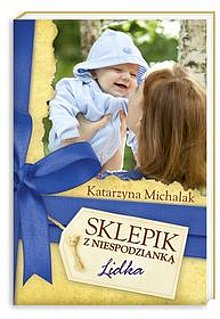 5.Niespodzianka Katarzyny Michalak.