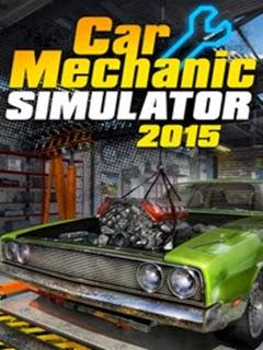 Car Mechanic Simulator 2015 PC Box
