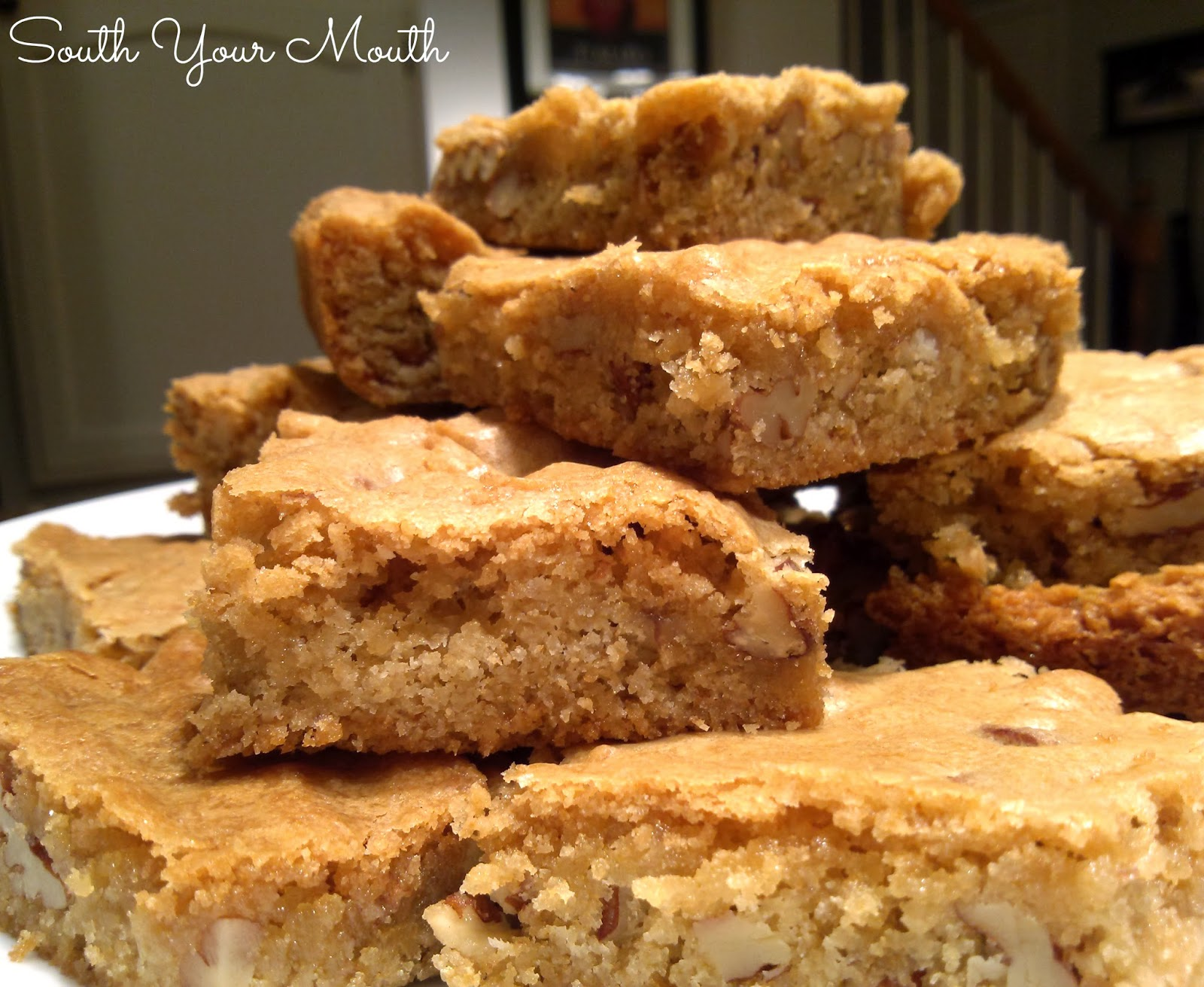 South Your Mouth  Pecan Chewies