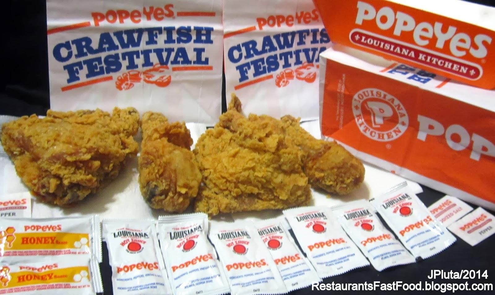 Popeyes chicken menu coupons