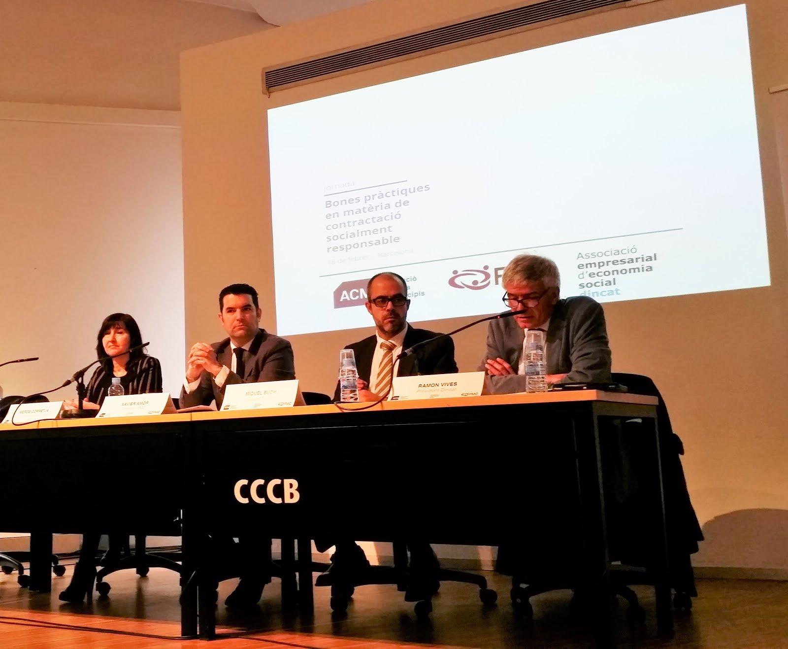 Presentació de la Guia a Barcelona