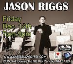 Jason Riggs Live!
