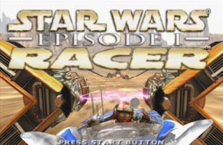 Star Wars Episode 1 Racer PC Games