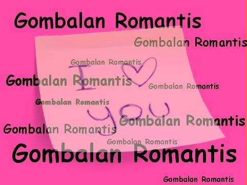 Kumpulan SMS Gombal Romantis Terbaru