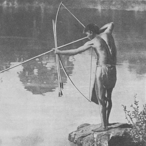 American indian 39 s history and photographs native american for History of fishing