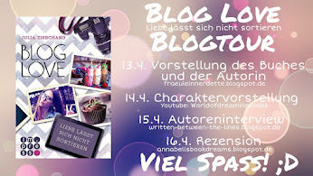 Blog Love: Blogtour
