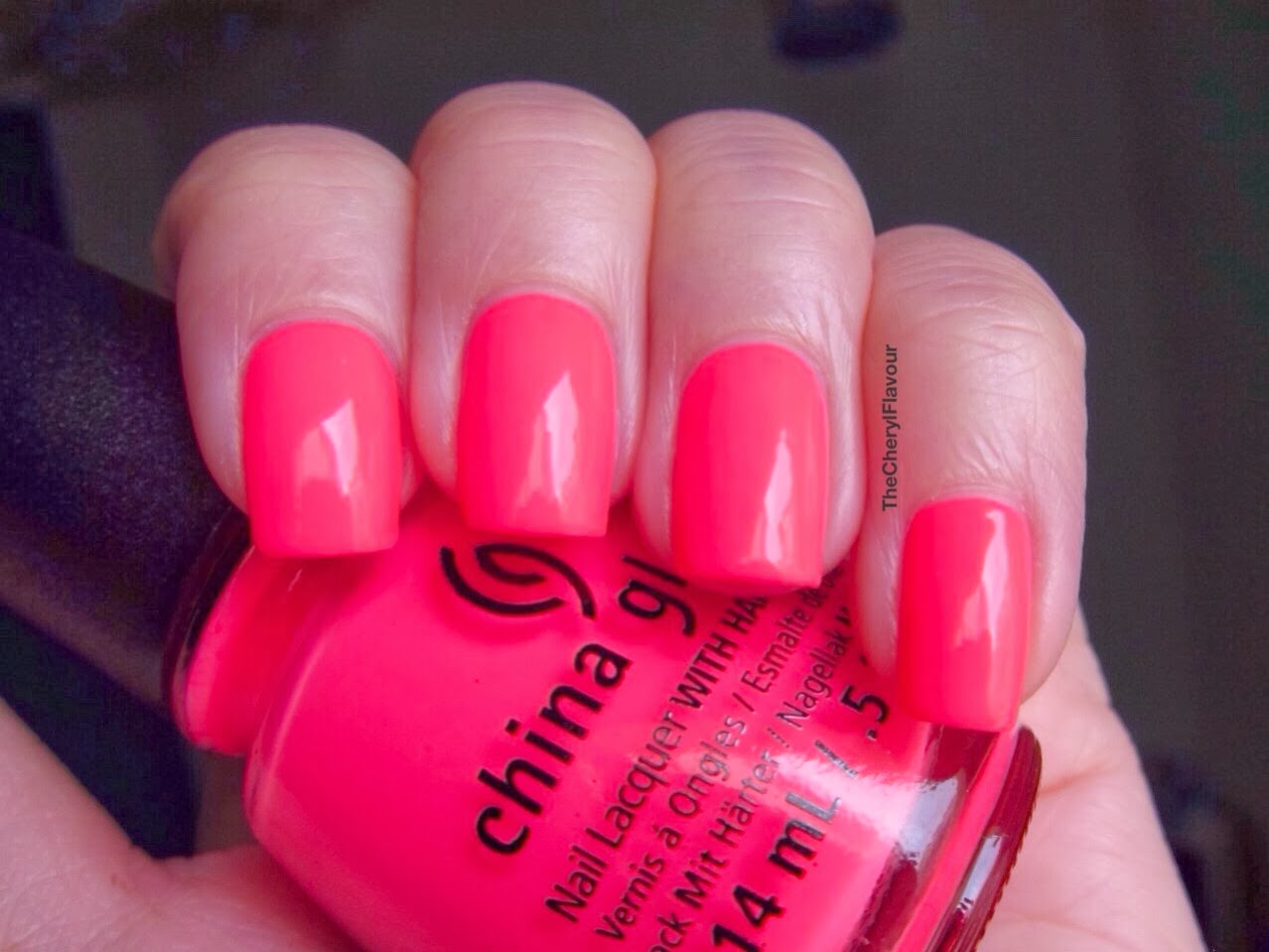 China Glaze Thistle Do Nicely