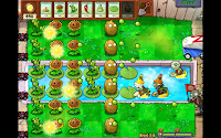 Formaciones Plants vs Zombies 2013