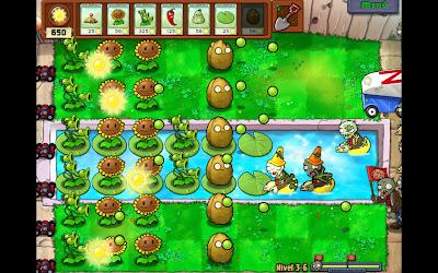 Formaciones y tacticas plantas vs Zombies