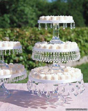 Jeweled Wedding Cake Ribbon