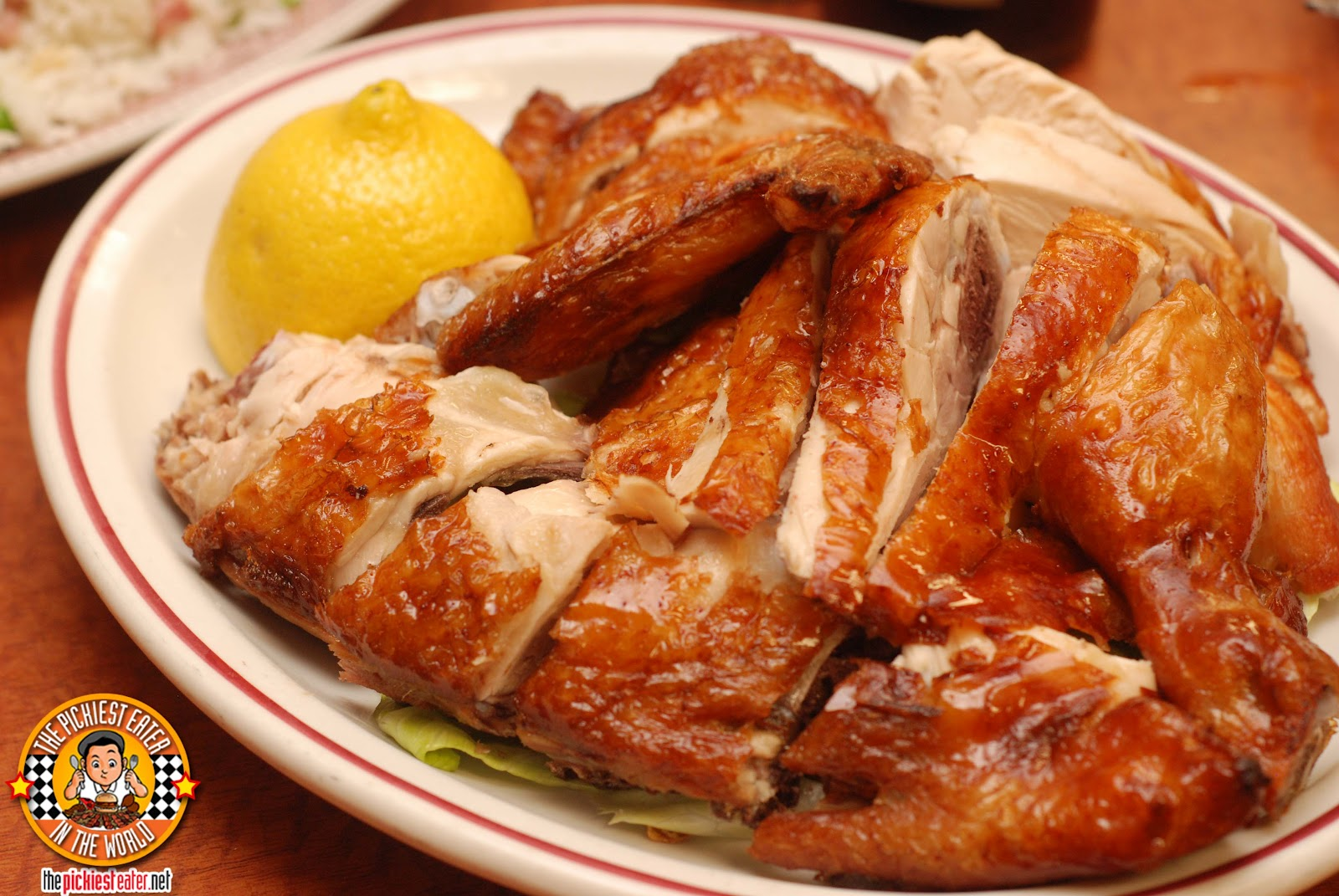 ... , they then created a Chinese Style Fried Chicken Wings simple tried