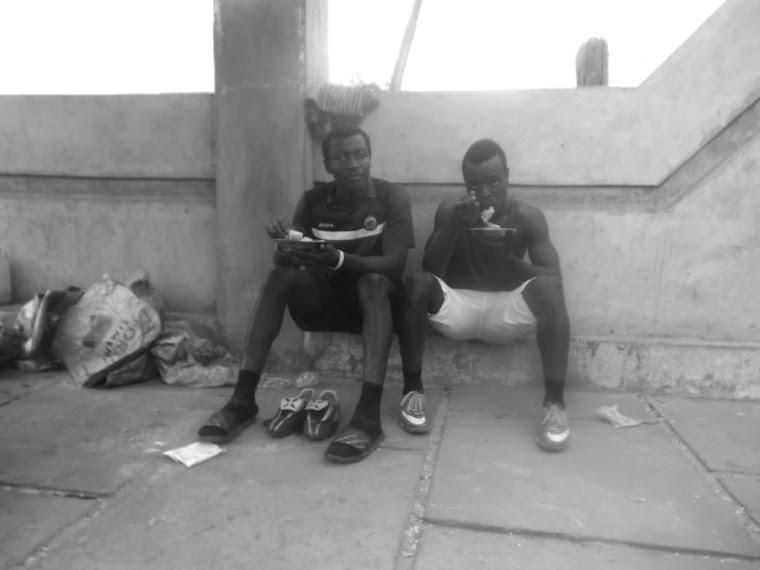 CA _apres le footbol_ OUIDAH / BENIN