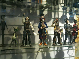 Johnny Depp Action Figures