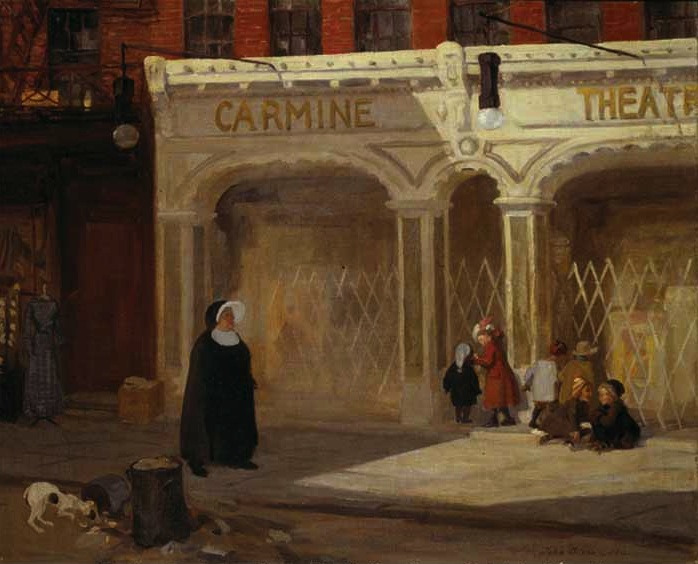 One Hundred Years Ago In Bohemia Greenwich Village 1912