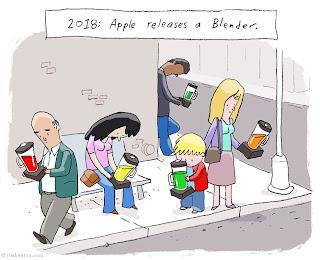 Kalau dah brand pun apple....comfirm memang hebat...haha