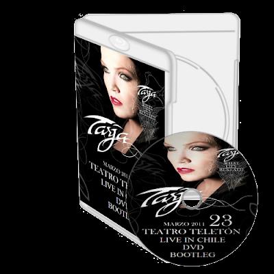 Tarja en Chile DVD Bootleg