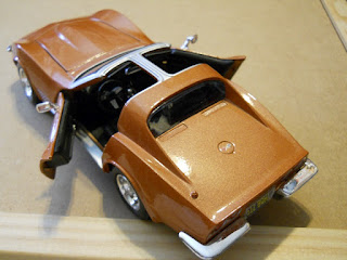 model of chevrolet corvette