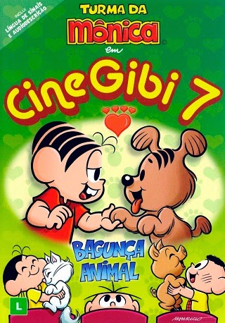 capa1 Download – Turma da Mônica em Cine Gibi 7   Bagunça Animal – DVDRip AVI + RMVB Nacional ( 2014 )