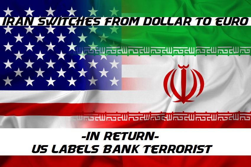 Iran Switches To Euro