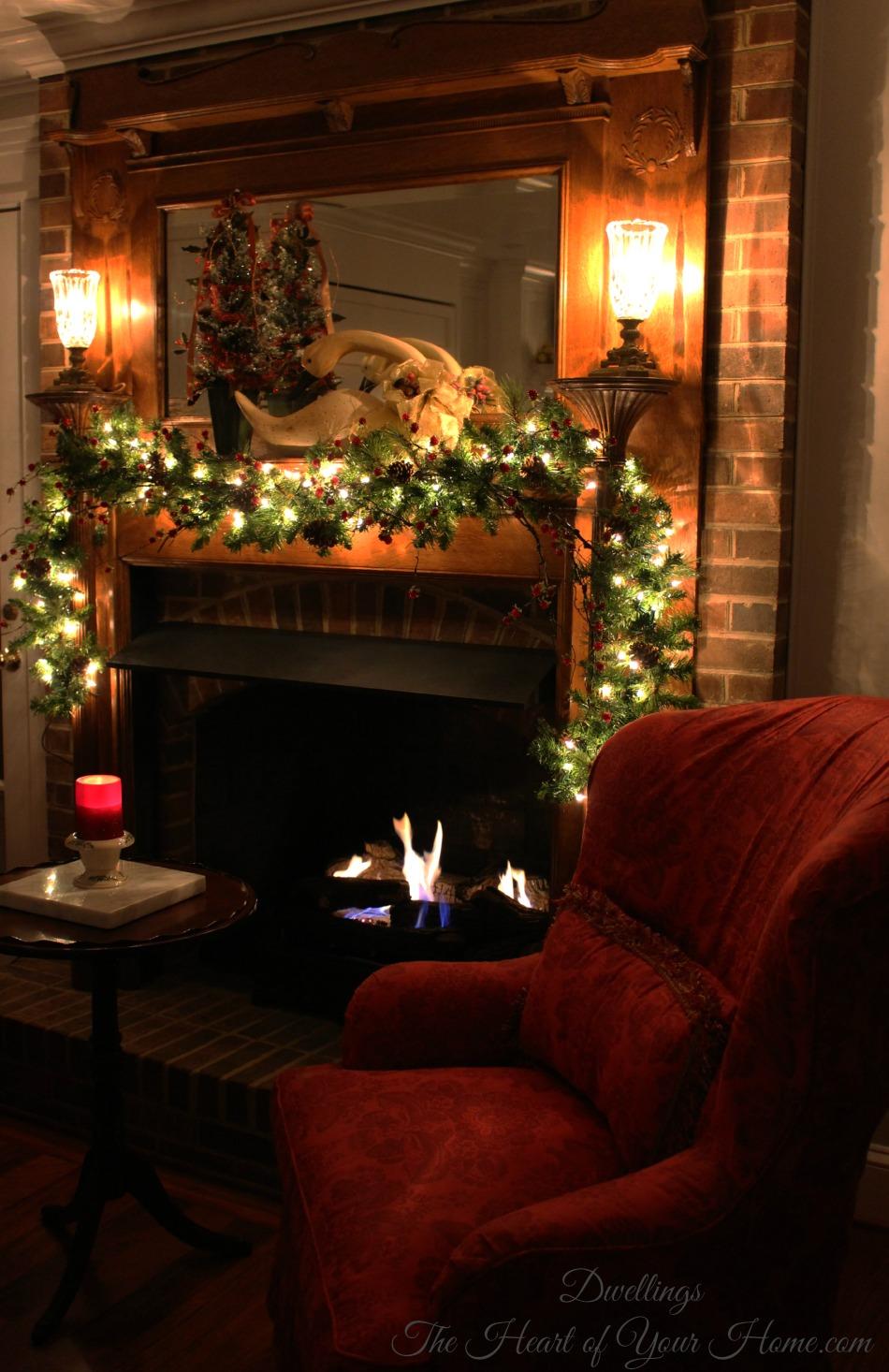 christmas sparkle farmhouse kitchen u0026 tour of homes dwellings