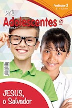 Revista Pré Adolescente 3º Trim. 2017