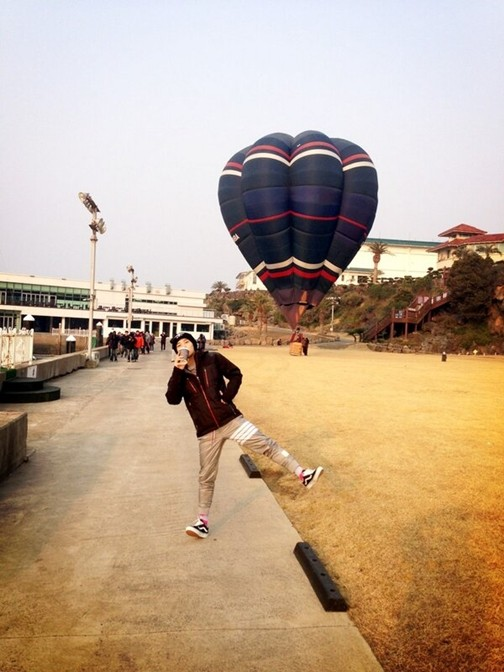 G-Dragon Di Nanjing