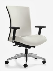 Global Vion Weight Sensing Office Chair