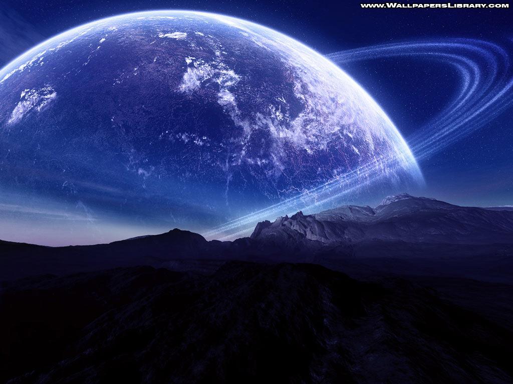 My Background Blog: planet background