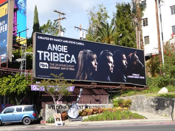 Angie Tribeca series premiere billboard
