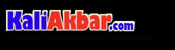 KaliAkbar.com