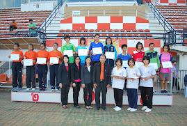 ประมวลภาพการแข่งขันกรีฑานักเรียนนักศึกษาแห่งชาติ คัดเลือกตัวแทน เขต 3  ณ จังหวัดศรีสะเกษ