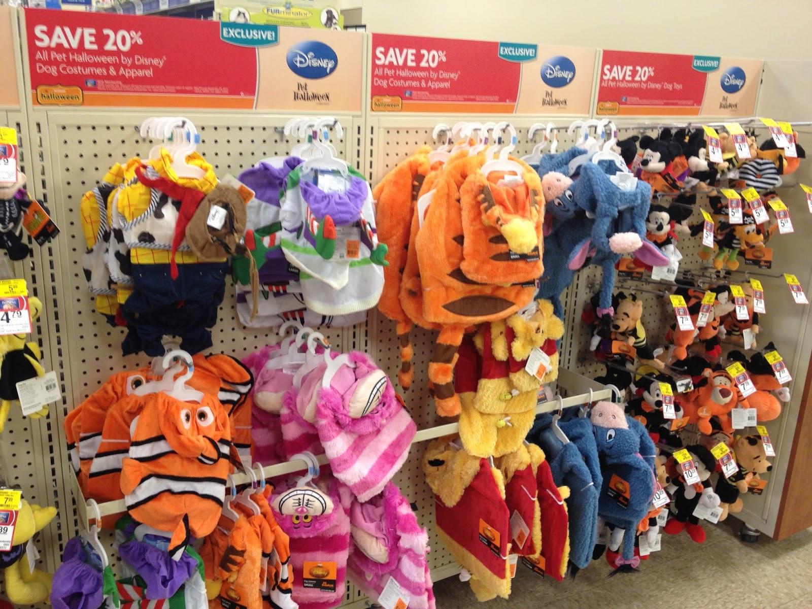 & All Sorts of Random: Disney Dog Halloween Costumes at PetSmart