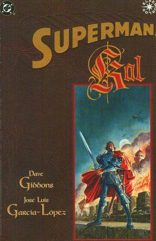 Recomendación de Comics, Hoy Superman SUPER-KAL+%25282%2529